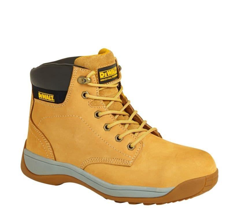DeWalt Wheat Builder Nubuck Safety Hiker Boot - Size 8